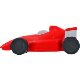 Race Car Stress Ball for Marketing
