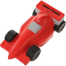 Race Car Stress Ball for your School