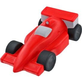 Customized Race Car Stress Ball