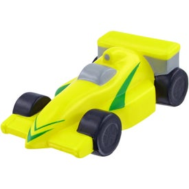 Customized Race Car Stress Toy