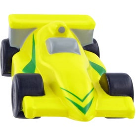 Advertising Race Car Stress Toy