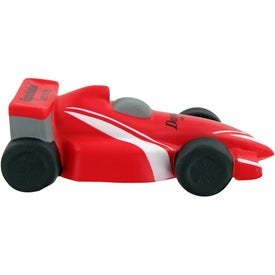 Race Car Stress Toy for Your Company