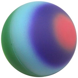 Company Rainbow Ball Stress Reliever