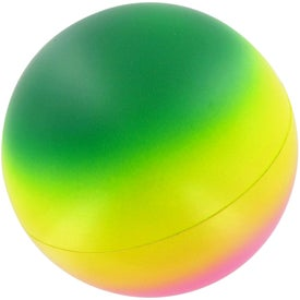 Rainbow Ball Stress Toy for Your Church