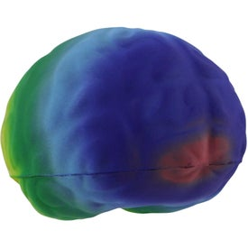 Branded Rainbow Brain Stress Reliever