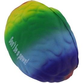 Customized Rainbow Brain Stress Reliever