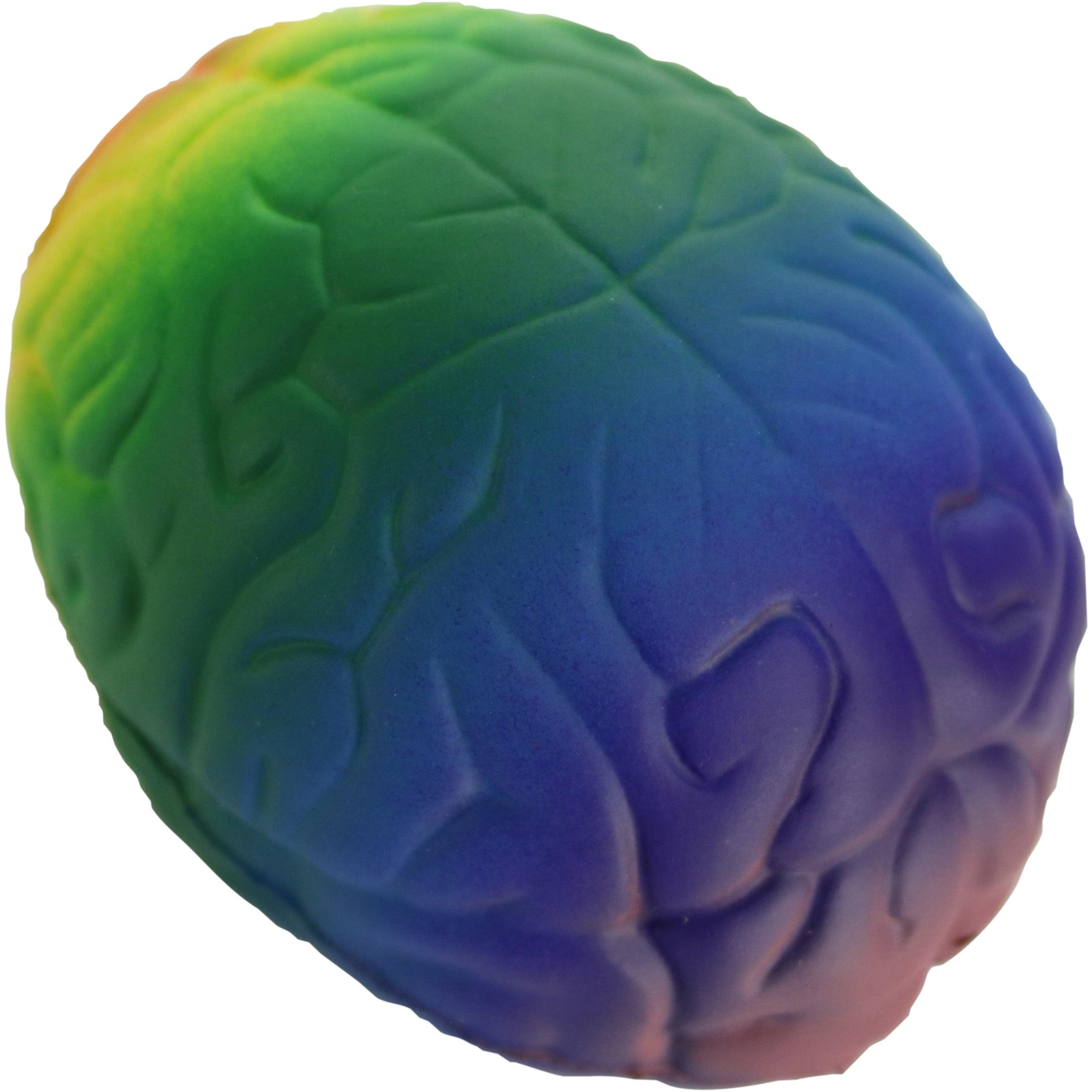 Rainbow Brain Stress Toy