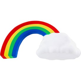 Rainbow Stress Ball for Promotion