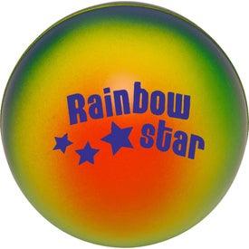 Rainbow Stress Balls
