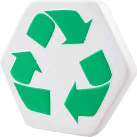 Recycle Symbol Stress Ball for Advertising