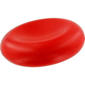 Logo Red Blood Cell Stress Ball