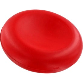 Red Blood Cell Stress Ball Branded with Your Logo