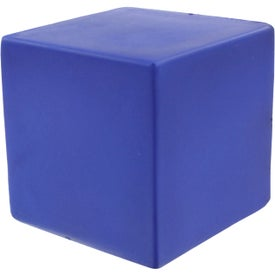 Logo Cube Stress Reliever