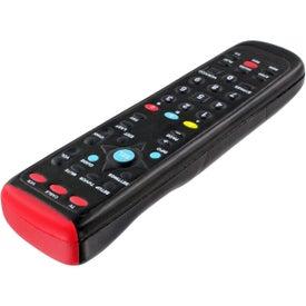 Custom Remote Control Stress Ball