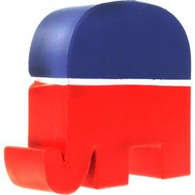Custom Republican Elephant Stress Ball