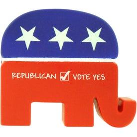 Republican Elephant Stress Ball