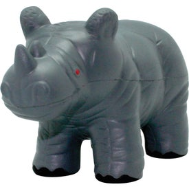 Rhino Stress Reliever for Advertising