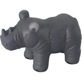 Rhino Stress Ball for Advertising