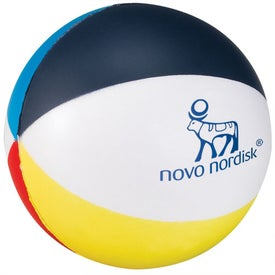 Richard Stress Beach Ball