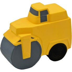 Printed Road Roller Stress Toy