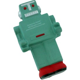 Robot Stress Reliever for Your Church