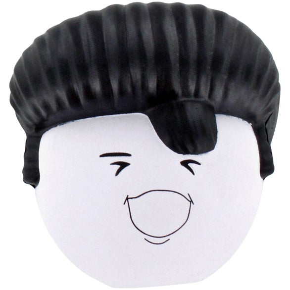Rock N' Roll Mad Cap Stress Ball