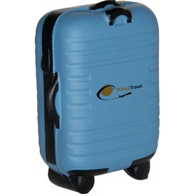 Rolling Suitcase Stress Reliever