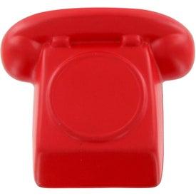 Company Rotary Phone Stress Toy