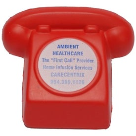 Rotary Phone Stress Toy for Promotion