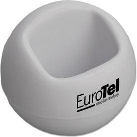 Round Ball Cell Phone Holder for Your Church