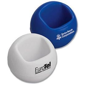 Round Ball Cell Phone Holder