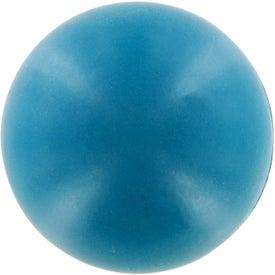 Printed Round Ball Stress Toy