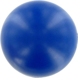 Round Ball Stress Toy Branded with Your Logo