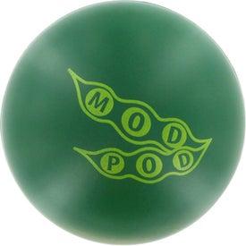 Custom Round Ball Stress Toy