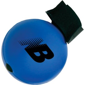 Round Bounce Back Stress Reliever Printed with Your Logo