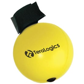 Personalized Round Bounce Back Stress Reliever