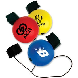 Round Bounce Back Stress Reliever for Marketing
