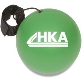 Round Bounce-Back Stress Reliever for Your Organization