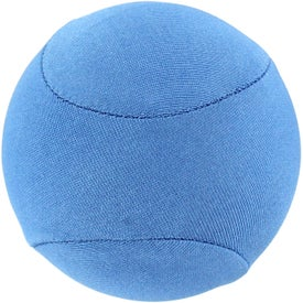 Customized Round Fabric Stress Ball