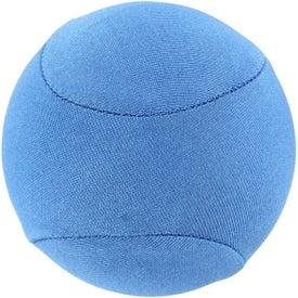 Customized Round Fabric Stress Ball