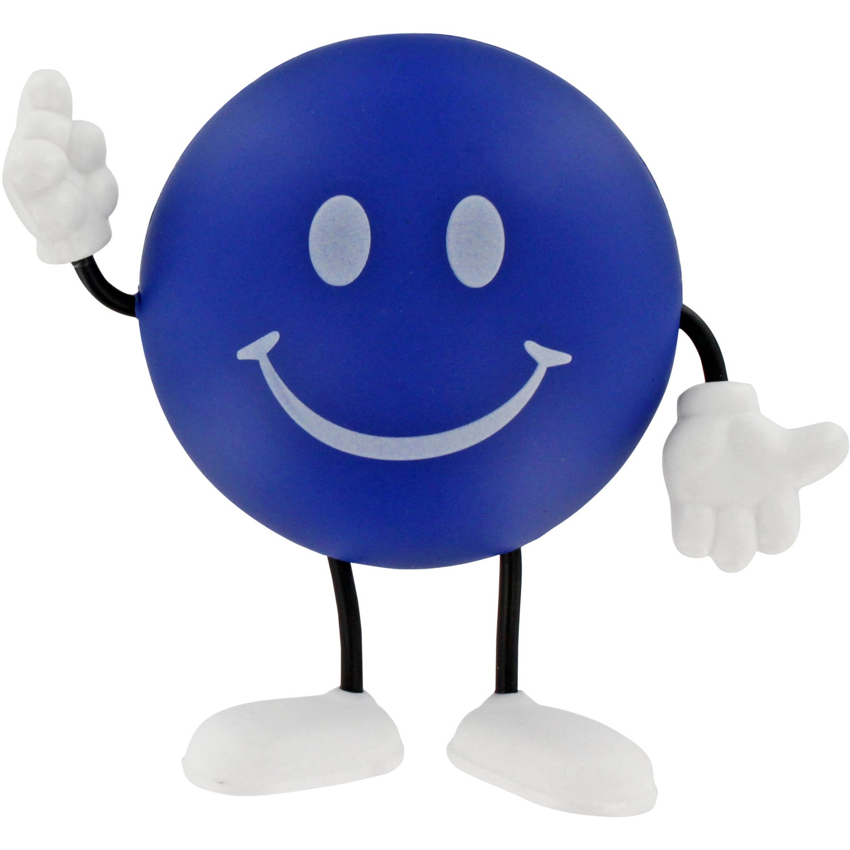 Round Figure Stress Ball