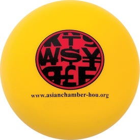 Custom Round Stress Reliever for Your Church