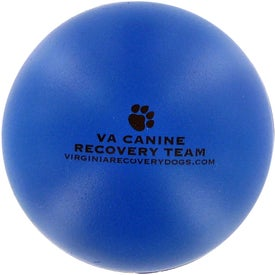 Company Round Stress Ball