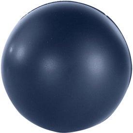 Logo Round Stress Ball