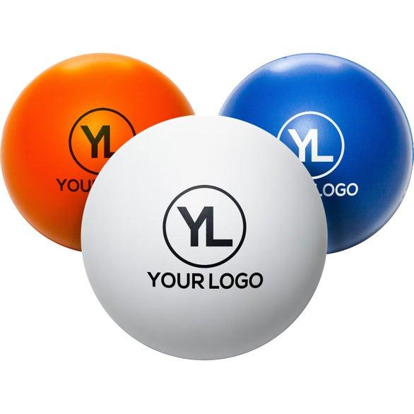 Round Stress Ball Economy