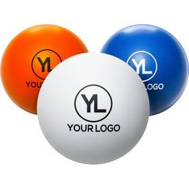 Custom Round Stress Ball