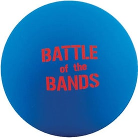 Company Round Stress Balls