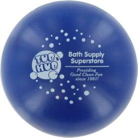 Promotional Custom Stress Balls