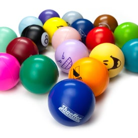 Company Custom Stress Balls