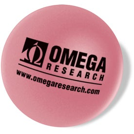 Round Stressball for Promotion